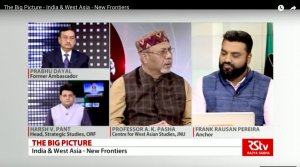 RSTV: iNDIA Aand West Asia
