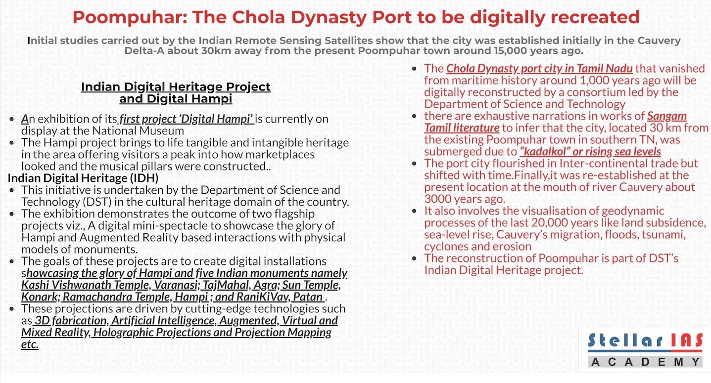 Poompuhar Chola Dynasty