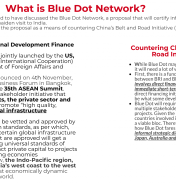 the blue dot network