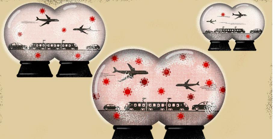 travel bubbles