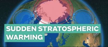 stratospheric warming