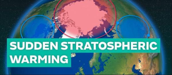 stratospheric warming