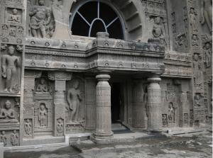 gupta architecture Ajanta