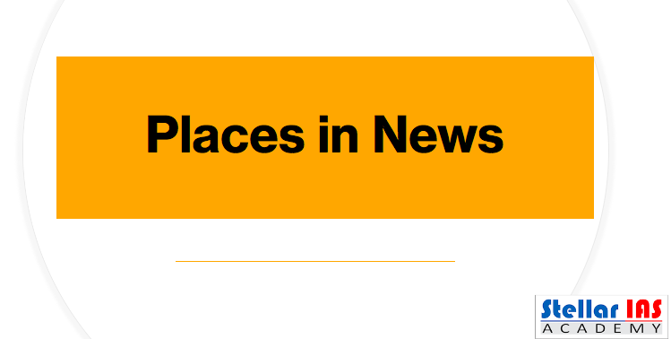 places in news